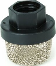 "Graco 7/8"" Pump Inlet Strainer (Genuine Graco 246385) 390, 490, 395, 495 + More"