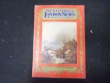 1937 NOV 17 THE ILLUSTRATED LONDON NEWS MAGAZINE - CHRISTMAS NUMBER 1937-ST 4148