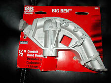 "GARDNER BENDER 960 1/2"" BIG BEN CONDUIT NEW"