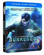 DUNKERQUE - EDITION STEELBOOK [4K ULTRA HD + BLU-RAY +DIGITAL HD]