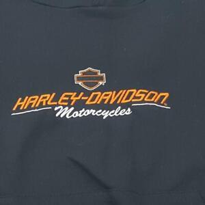 Youth HARLEY DAVIDSON Fleece Pullover Hoodie Sweatshirt - 10/12 - Las Vegas NV