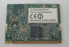 Scheda modulo WiFi per Acer TravelMate 2423WXM  - BCM94318MPG wireless board