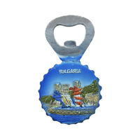 Bulgaria Fridge Magnet Bottle Opener Souvenir Sticker Home Decor Collection