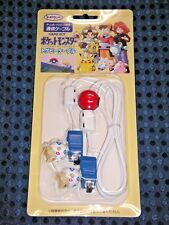 RARE! Game Boy Pocket Color Link Com Connect VS Cable GB Nintendo Pokemon Togepi