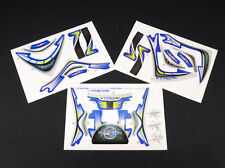 Xtreme DJI Phantom 2 Blue Pre-Cut Body Sticker Set XDJI-02B