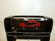 ARS MODEL ALFA ROMEO ALFA 33 - VIGILI DEL FUOCO - FIRE RED 1:43 - VG IN BOX