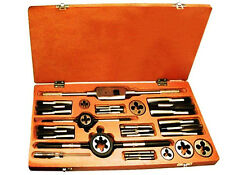 Only @SF METRIC TAP AND DIE SET 06MM TO 12MM-COMPLETE METRIC BRAND NEW