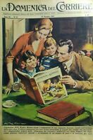 LA DOMENICA DEL CORRIERE N.52 1958
