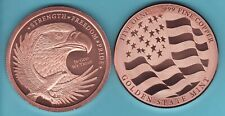 5 oz. EAGLE Copper Round Coin FREEDOM SERIES from  GSM