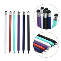 Thin Capacitive Touch Screen Pen For Phone Tablet Pencil Stylus Multi-color