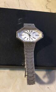 Damenuhr 925 Silber Armbanduhr Damen