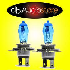 BlackLight HOD H4 Coppia lampade HOD H4 12V 60/55W 5500K OMOLOGATE R37 E8