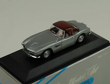 BMW 507 Cabrio Hard Top silver  Minichamps 1:43