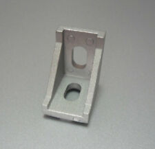 100 pcs 2020 corner Bracket fittings Industrial Aluminum Corner Brasket