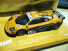 McLAREN F1 GTR BMW Le Mans 1996 Giroix F Muller #53 Minichamps 1:43