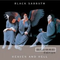"BLACK SABBATH ""HEAVEN AND HELL"" 2 CD DELUXE EDITION NEW!"