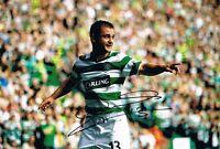 Signed Shaun Maloney Glasgow Celtic Autograph Photo Hull Wigan Scotland