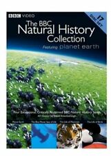 BBC Natural History Collection (DVD, 2008, 17-Disc Set) featuring Planet EARTH