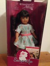 American Girl Samantha Mini Doll Special Edition Retired 2016 New In The Box