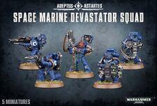 Space Marine Devastator Squad Adeptus Astartes Marines Warhammer 40k NEW