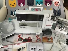 Bernina 830 Sewing/Embroidery Machine with BSR Stitch Regulator - 111 Hours