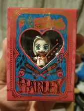 Hot Toys Suicide Squad Harley Quinn Cosbaby Keychain Signed by Chad Hardin