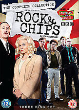 Rock And Chips - The Complete Collection (DVD, 2011, 3-Disc Set) New Sealed