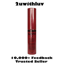 NYX COSMETIC BUTTER LIP GLOSS CHERRY PIE BLG12 NEW & SEALED