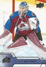 Semyon Varlamov #301 - 2016-17 Series 2 - Base