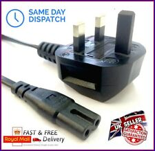3m Virgin Media Broadband Wifi Hub Box 3.0 UK Power Cable Mains Cord Wire Lead