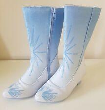 Disney Store Elsa Costume Boots For Kids, Frozen 2 Size 9 - 10 JNR