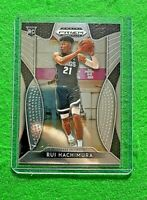 RUI HACHIMURA ROOKIE CHROME CARD WIZARDS RC 2019 PANINI PRIZM DRAFT PICKS RC