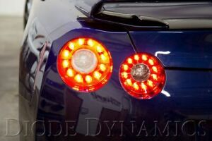 Diode Dynamics LED Tail Light as Turn Signal For 2008-2016 Nissan GT-R