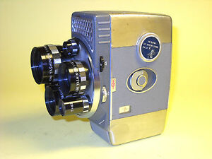 Yashica 8-EIII  in very good condition