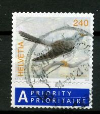Switzerland 2006-9 SG#1680 240c Birds Definitive Used + Label #A49000
