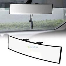 300mm Large Car Vehicle Inside Rear View Panoramic Curve Mirror Anti Daze Clip O
