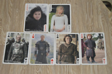 Game of thrones New Playing card 54 pcs