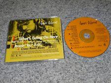 ANDERS OSBORNE What's Going On RARE 4 Trk U.S. DJ PROMO CD 2 Live Tracks KEB MO