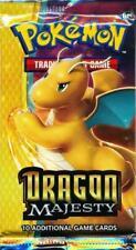 Sun & Moon: Dragon Majesty Booster Pack (Pokemon) New Pokemon R0V