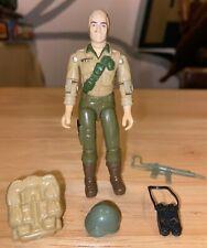 1983 Hasbro Gi Joe Duke swivel arm complete w/ Accessories
