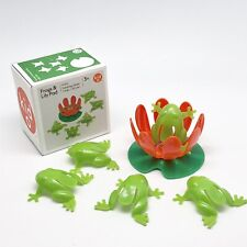 Kid O Frog & Lily Pad Jumping Game Ages 3+ New