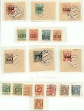 POLEN 1919 PORTOPROVISORIEN SAMMLUNG(46984c