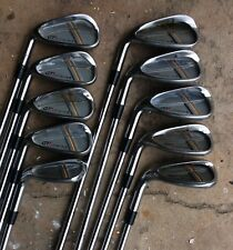 Adams GT Xtreme 2 irons 3 - PW, SW, LW LH Mid Flex Steel Shaft 10 clubs