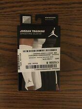 Jordan Training Shooting Sleeve - White/Silver