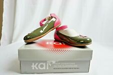Kai Waverly Imported Shoes for Girls Pink/Gray Color - Different Sizes Available