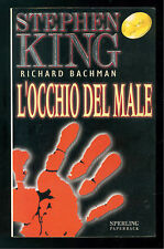 KING STEPHEN L'OCCHIO DEL MALE SPERLING PAPERBACK 1999 SUPERBESTSELLER 766
