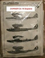 AirModel 1/72 Dornier Do 18 unmade complete vacuum-formed kit sealed bag
