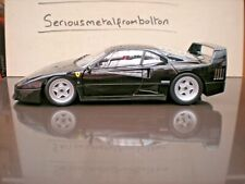 Kyosho 08602BK  Ferrari F40 Black Limited Edition of only 500 1:12