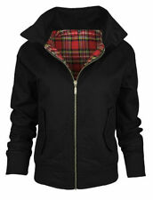 Unbranded Cotton Checked Outdoor Coats & Jackets for Women