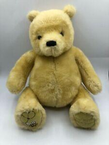 Gund Classic My First Winnie The Pooh Bear Disney Plush Soft Stuffed Toy Animal